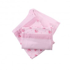 Minene Innovative Bed Sheet Set Pink