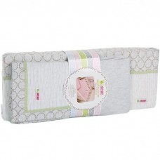 Minene Baby Bedding Bundle Grey
