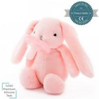 Minikoioi Sleep Buddy, Pink Bunny