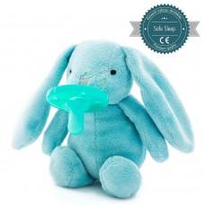 Minikoioi Sleep Buddy, Blue Bunny