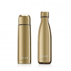 Miniland My baby and Me Thermos Set, gold