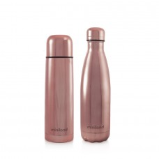 Miniland My baby and Me Thermos Set, rose