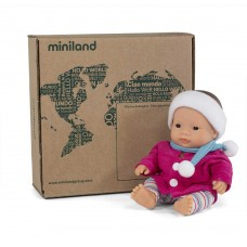 Miniland Doll 21 cm and clothes