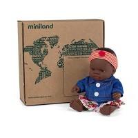 Miniland Doll 21 cm with dress