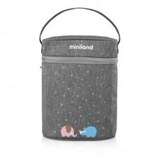 Miniland Baby Thermibag Double grey