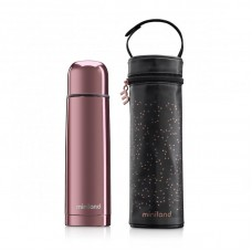 Miniland Deluxe Thermos, rose