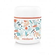 Miniland Liquid vacuum flask 280 ml Mediterranean