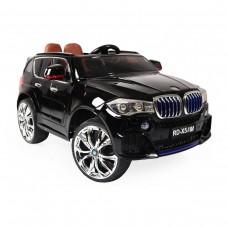Moni Electric jeep BMW M5X, Black metallic color