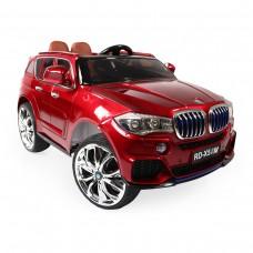 Moni Electric jeep BMW M5X, Red metallic color