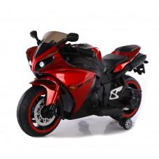 Moni Акумулаторен мотор Aspen, червен