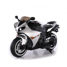 Moni Electric motorcycle Aspen, silver