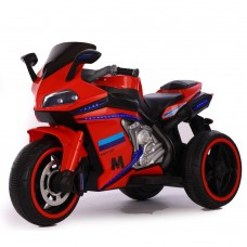 Moni Electric motorcycle Legend, red