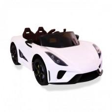 Moni Electric car Famous, White