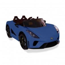 Moni Electric car Famous, Blue