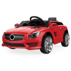 Moni Electric car Mega Power, Red