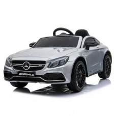 Moni Electric car Mercedes C63s, Grey metallic color