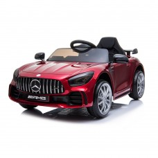 Moni Electric car Mercedes GTR AMG, Red metallic color