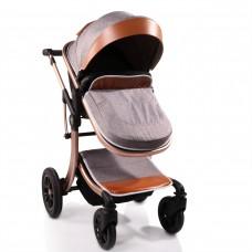 Moni Baby Stroller Sofie grey