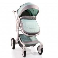 Moni Baby Stroller Sofie green