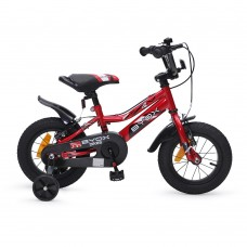 "Moni Children's bicycle 12"" Prince red"