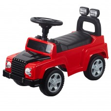 Moni Ride On Car Strong red