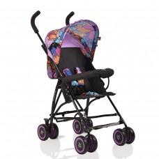 Moni Детска лятна количка Billy лилави пеперуди