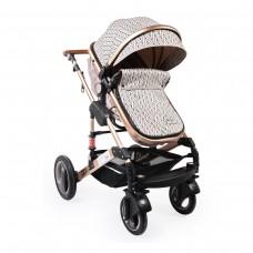Moni Baby Stroller Gala Premium Barley