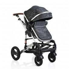 Moni Baby Stroller Gala Premium Crystals