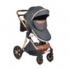 Moni Baby Stroller Alma, black