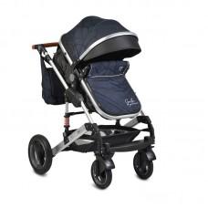 Moni Baby Stroller Gala Premium Azure