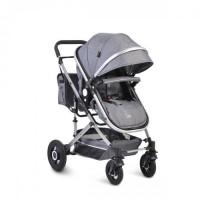 Moni Baby Stroller Ciara, grey