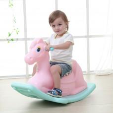 Moni Horse swing Napoleon, Pink