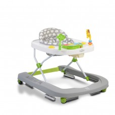Moni Baby Walker Zoo grey