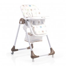 Moni Avocado High Chair Beige