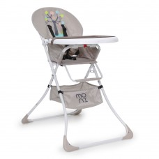 Moni Cherry High Chair Brown