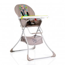 Moni Cherry High Chair Green