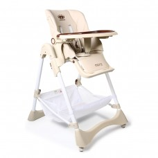 Moni Chocolate High Chair beige