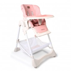 Moni Chocolate High Chair pink