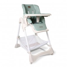 Moni Chocolate High Chair blue