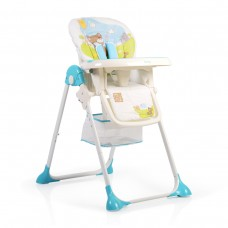 Moni Hunny High Chair Blue
