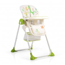 Moni Hunny High Chair Green