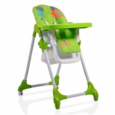 Moni Kimchi High Chair Light Green