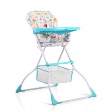 Moni Moove High Chair blue