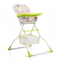 Moni Moove High Chair green