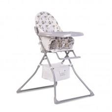 Moni Baby High Chair Scaut, grey