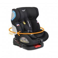 Moni Car Seat Colonel 360° (0-36 kg) black