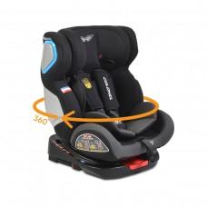 Moni Car Seat Colonel 360° (0-36 kg) grey