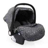 Moni Детско столче - кошничка за кола 0-13 кг Gala Premium Stars