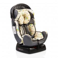 Moni Столче за кола Guardian (0-25 кг) сиво
