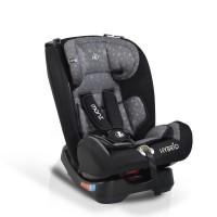 Moni Car Seat Hybrid (0-36 kg) grey stars
